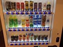 オール100円!ジュース自動販売機