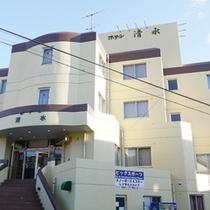 *【外観】当館を拠点に、野沢温泉を満喫!