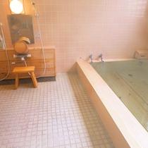 *【内湯】ポカポカお風呂につかれば心も体も解れます。