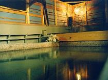 船の露天風呂 船尾
