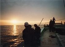 現役時代の船の露天風呂