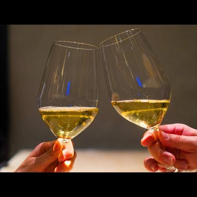 。+☆ お誕生日にちょっと嬉しいサプライズ ☆+。お夕食時に乾杯酒をプレゼント