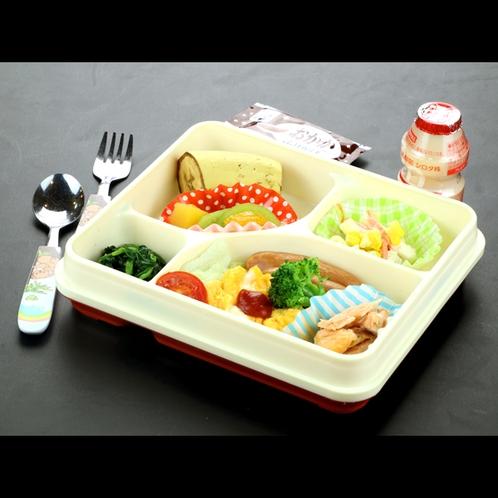 【幼児-朝食】目が喜ぶ朝ごはん♪ごはんと味噌汁もつきます