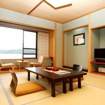 2階和室(花椿)
