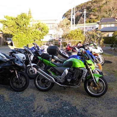 バイクツーリングプラン♪温泉と食事で伊豆を駆け抜けろ!<お部屋食>