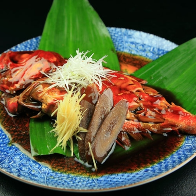 【金目鯛プラン】伊豆で人気ナンバーワン!☆金目鯛の姿煮付!☆<お部屋食>