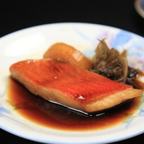 金目鯛の煮付け