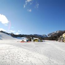 *【かたしな高原スキー場】関東唯一のスキーヤー専用スキー場!
