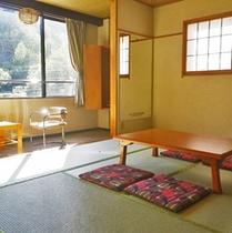 *客室一例/畳の香りが心地よい時間を演出してくれます。