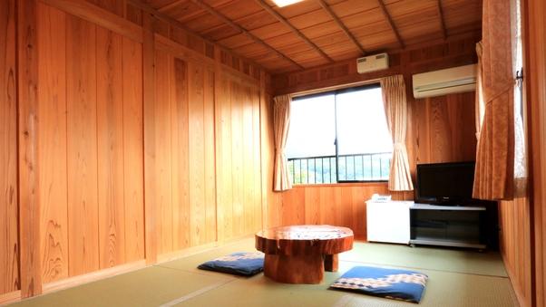 【別館】 屋久島の杉を感じる6畳和室 バス+トイレ付