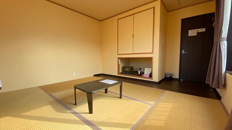 「新館」和室