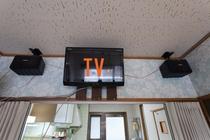 5F 談話室 TV