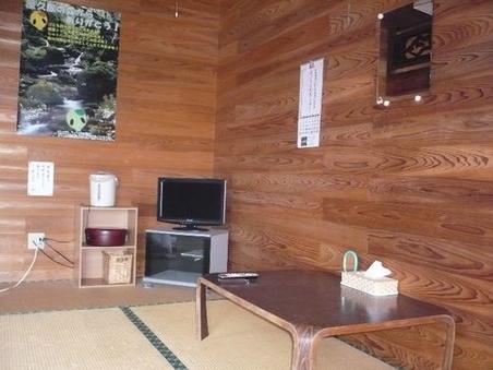 【民宿 琴岳 気軽な素泊まりプラン】和室4.5畳(あやめ)