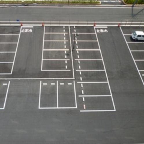無料駐車場49台分完備※先着順