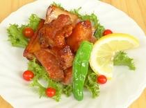 窪川米豚スペアリブ炙り焼き
