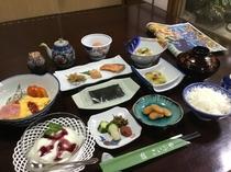 朝食(有田焼)