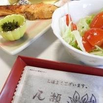*【朝食/一例】体に優しい食材をご用意しております。