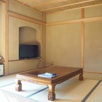 *お部屋一例/畳のお部屋でゆっくりとお過ごしくださいませ。