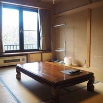 *お部屋一例/広々とした和室で疲れた身体を癒してください。