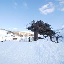 *【スノーパーク尾瀬戸倉】良質な雪で有名な利根にあります。