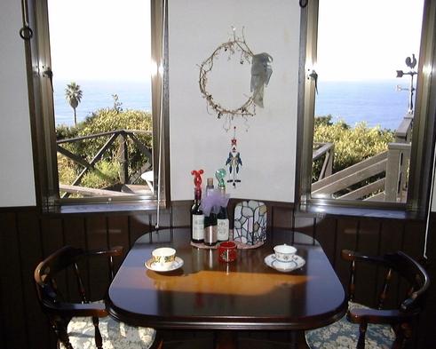 【★記念日プラン】★自家製ケーキ&刺身★眺め◎露天貸切!●海の見える部屋