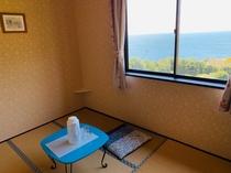 【お部屋・例】★海側・和洋室(4名可)