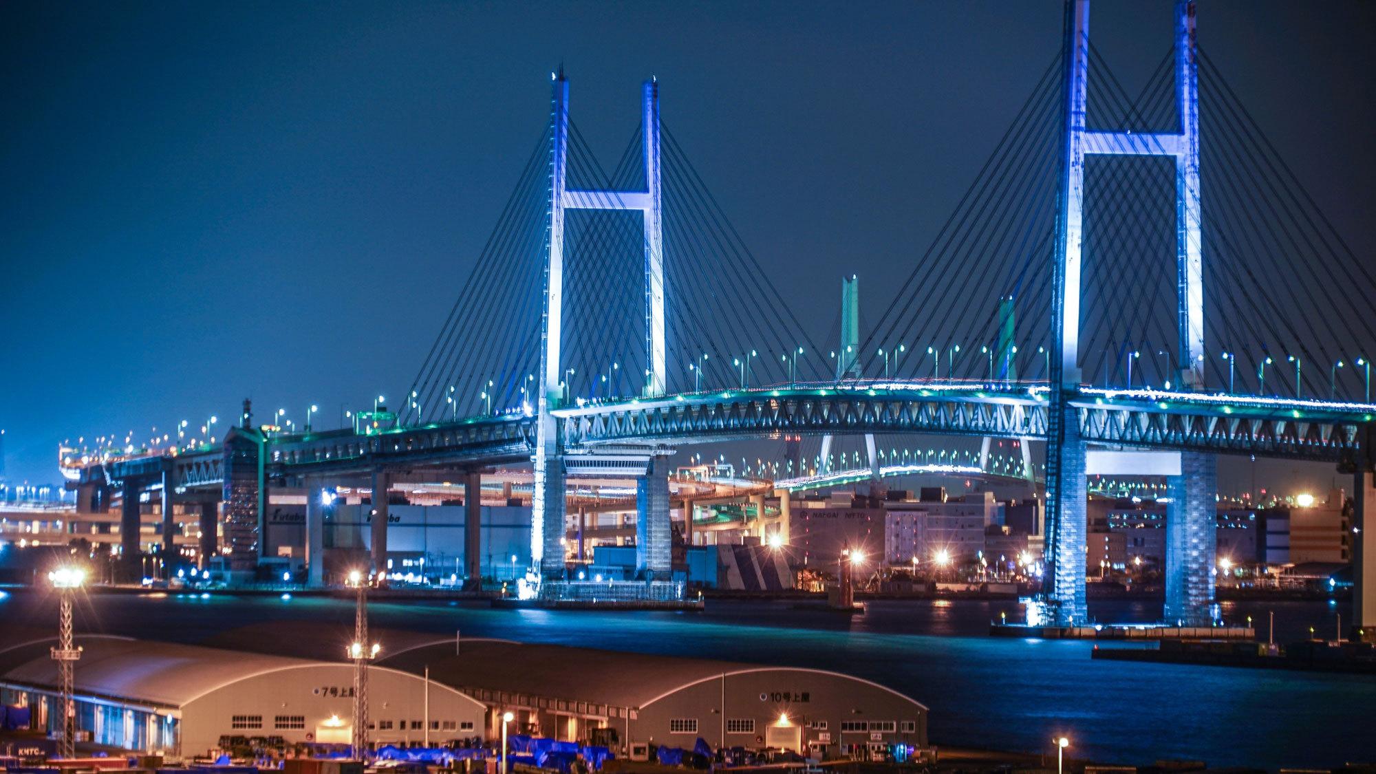 【周辺観光】横浜まで電車で8分