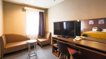 【客室一例】スーペリアダブル・6~7Fに位置する限定2室