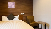 【客室一例】スタンダートダブル・6~7Fに位置する限定2室