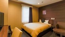 【客室一例】スタンダートダブル(ベッド幅140×195cm)