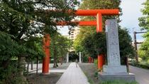 【周辺観光】稲毛神社・徒歩5分