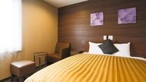 【客室一例】デラックスダブル・6~7Fに位置する限定4室