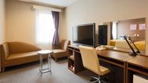 【客室一例】ハリウッドツイン・6~7Fに位置する限定2室