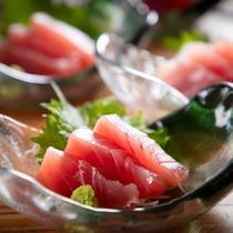 【お食事一例】宮崎の海の幸を存分にご堪能ください。