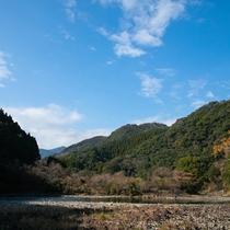 【周辺】葉樹林や綾北川をはじめとした自然溢れるスポットが沢山ございます