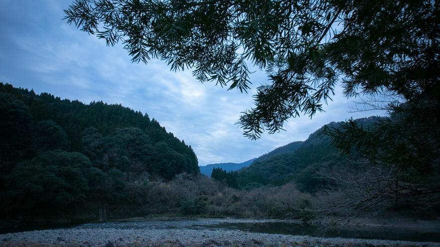 【周辺】木々の緑に囲まれて癒やしのひとときをごゆっくりお過ごしください。