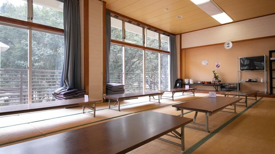 【施設】多目的室や会議室など目的に合わせてご利用いただけるお部屋もございます。