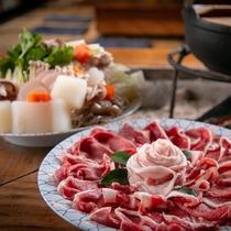 【お食事一例】温かくて栄養たっぷりな、当館の冬の味覚です。