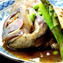 お料理一例(煮魚)