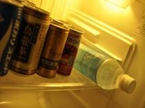プランによりましてはお部屋の冷蔵庫のお飲み物は無料でございます。