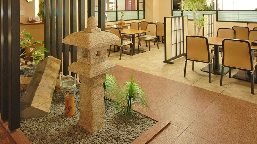 *停止中*【レストラン】夕食・朝食は新館1Fのレストランにてご提供いたします。ランチ営業もあり