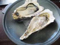 さらに今が旬!松島産牡蠣を酒蒸しで(*^^)vホクホクアツアツ旬の味覚をご賞味下さい。