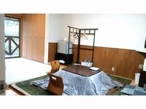 川沿いのお部屋