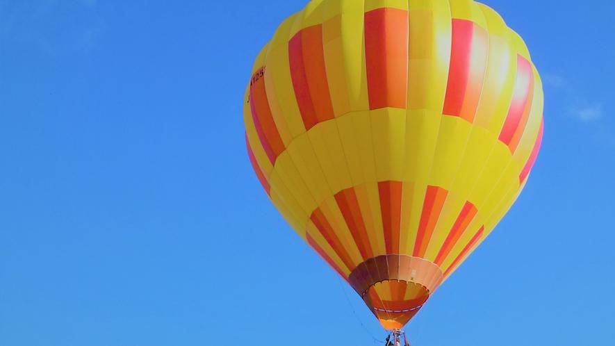 気球体験(イメージ):お得な価格で気球の搭乗体験ができます!
