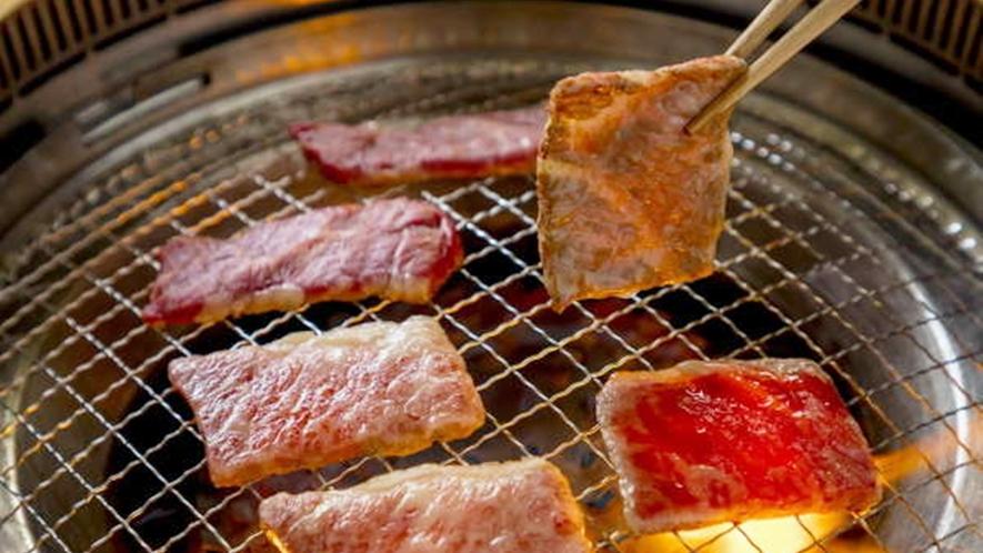 *【斎王】料理長が厳選した和牛を本場仕込みの付けダレで御賞味頂ける極上の焼肉コース料理