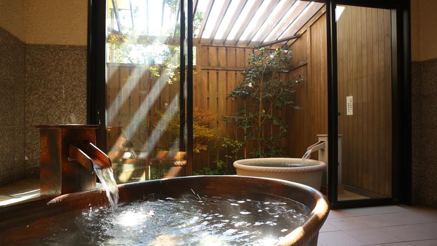 *【甲賀温泉やっぽんぽんの湯】貸切家族風呂(別途有料)