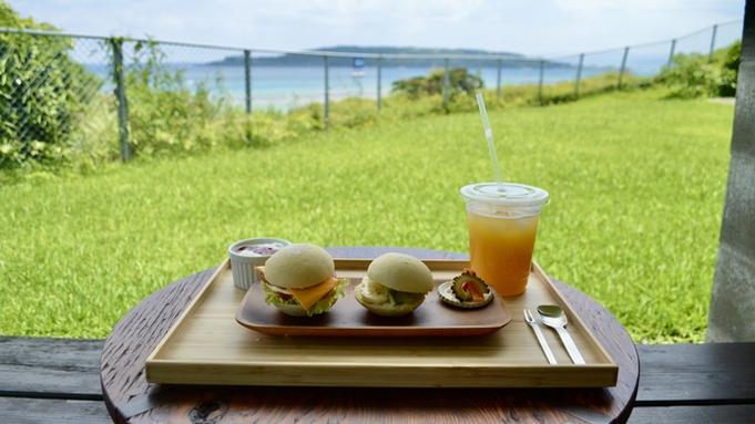 【お部屋で朝ごはん】琉球畳のお部屋で海を眺めてのんびりルームサービス朝食付