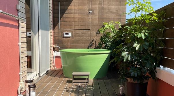 露天風呂付き137平米特別室(バス・トイレ付)禁煙