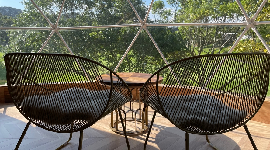 DOME TENT Glamping (トイレ・洗面付)