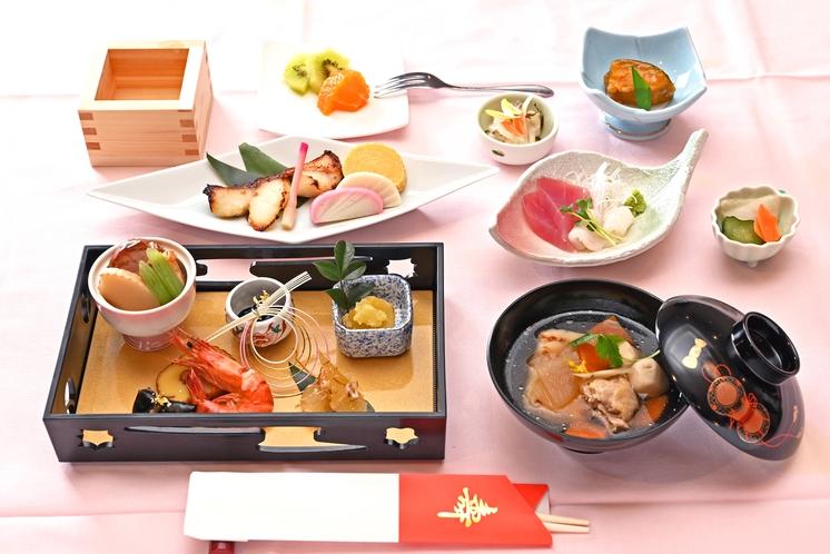 【年末年始特別料理】朝食